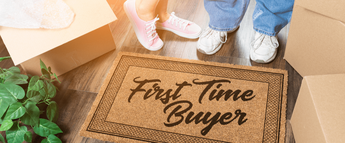First Time Buyer Mortgage 1