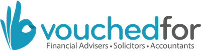 vouchedfor logo top Equity release and mortgage adviser